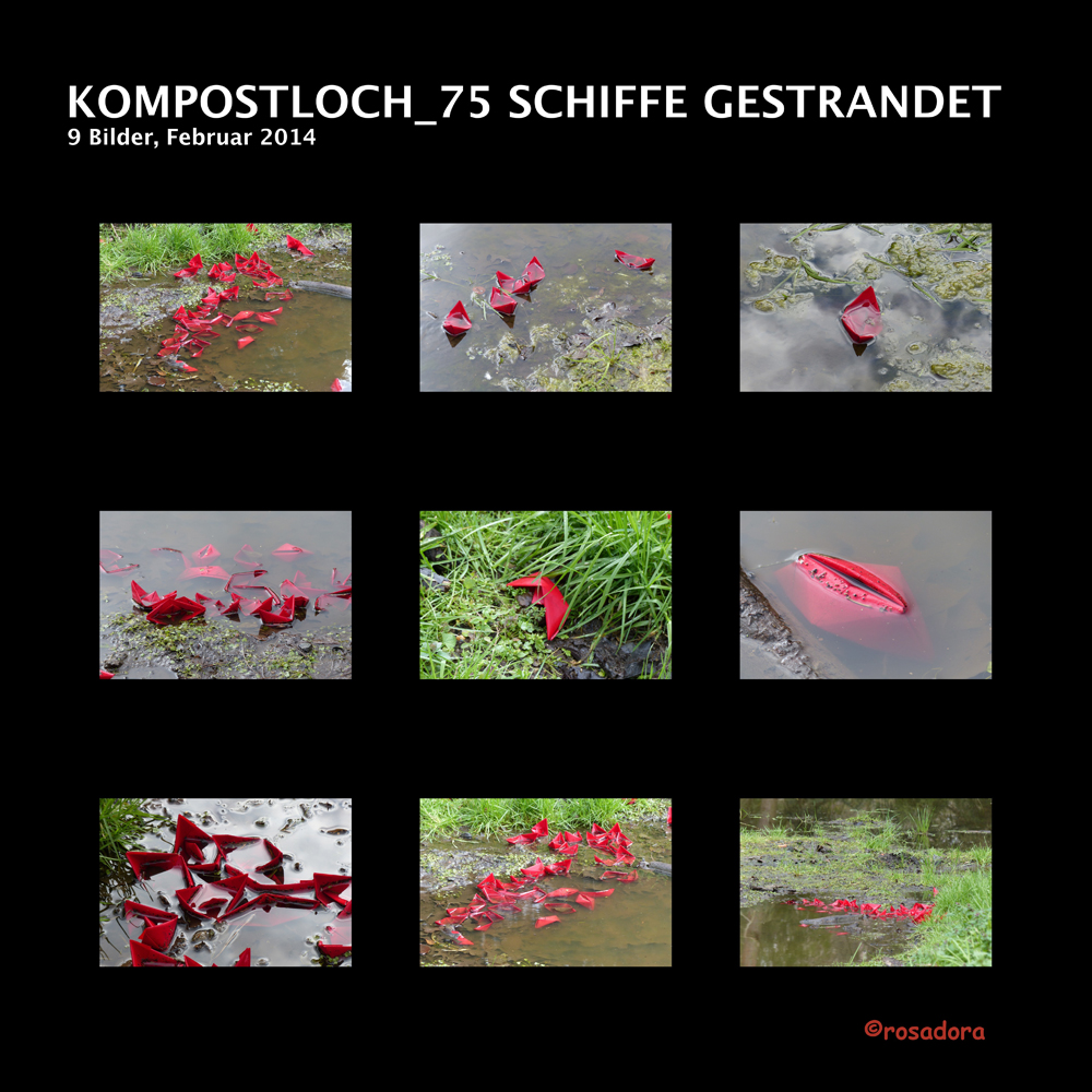 KOMPOSTLOCH_75 SCHIFFE GESTRANDET