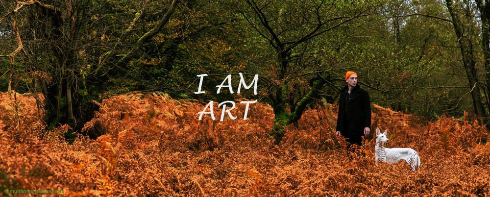 """I AM ART"" _MARLON_Forest thoughts ©Muhamed Osmancevic_bearbeitet-1"